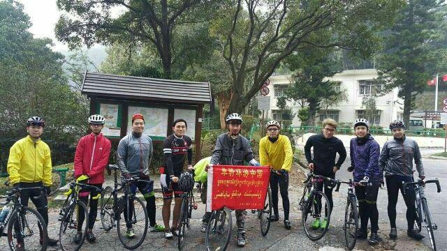 香港车友都是土豪。