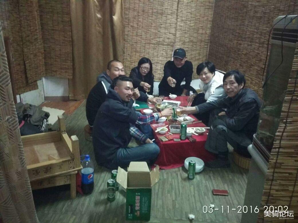 深圳梧桐山的朋友们