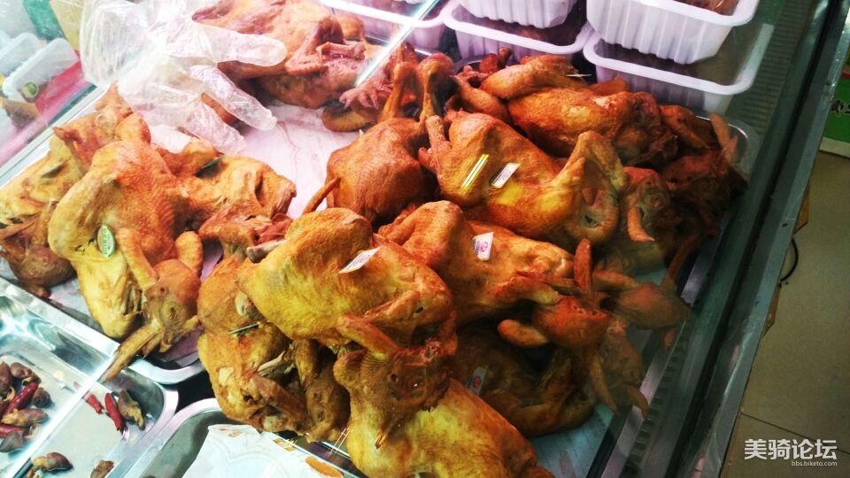 德州扒鸡看着就流口水。